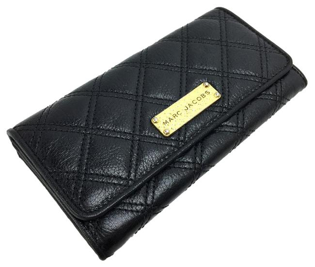 Item - Black Purse Leather Ladies Wallet