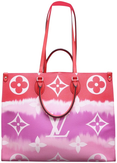 Louis Vuitton Onthego Gm Giant Multicolor Monogram Canvas Tote Louis Vuitton Onthego Gm Giant Multicolor Monogram Canvas Tote Image 1