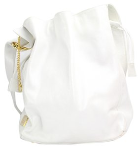 Fred Hayman Tote in White