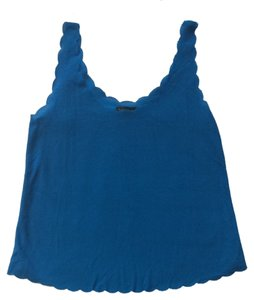 Topshop Top Blue