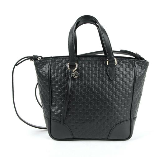 Preload https://img-static.tradesy.com/item/27917480/gucci-shoulder-microguccissima-zip-top-small-449241-bmj1g-black-leather-cross-body-bag-0-0-540-540.jpg