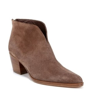 Vince Leather brown Boots