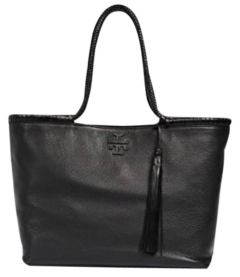 Preload https://img-static.tradesy.com/item/27917647/tory-burch-taylor-xl-pebbled-leather-black-tote-0-2-540-540.jpg