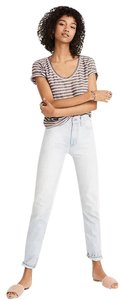 Madewell Relaxed Fit Jeans-Light Wash