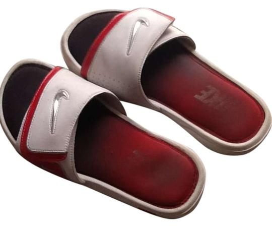 Preload https://item2.tradesy.com/images/nike-whitered-sandals-size-us-9-279206-0-0.jpg?width=440&height=440