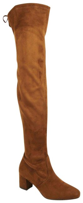 Item - Coffee Brown Genna 60 Ssu-s-suede Over The Knee 36/5.5b Boots/Booties Size US 5.5 Regular (M, B)