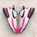 Nike Pink Women's Air Max 270 React Hyper Technology Delivers An Extremely Smooth Ride Reduces Weight and Adds Sneakers Size US 8.5 Narrow (Aa, N) Nike Pink Women's Air Max 270 React Hyper Technology Delivers An Extremely Smooth Ride Reduces Weight and Adds Sneakers Size US 8.5 Narrow (Aa, N) Image 4