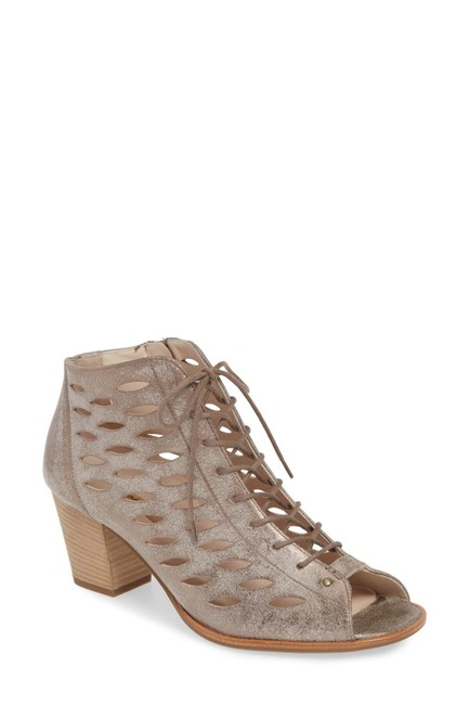 Item - Smoke Bali Lace-up Bootie Leather (Pg5) Sandals Size US 10.5 Regular (M, B)