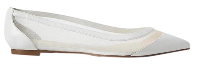 Item - Galativi Leather and Mesh Flats Size EU 35 (Approx. US 5) Regular (M, B)