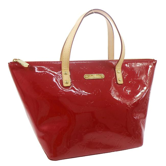 Item - Bellevue New Disconitnued Red Patent Leather Hobo Bag