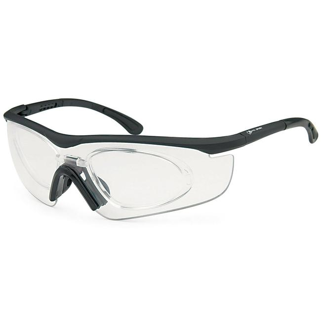 Item - Black Unisex Eyeglasses 79 13 125 Mg70008 Plastic