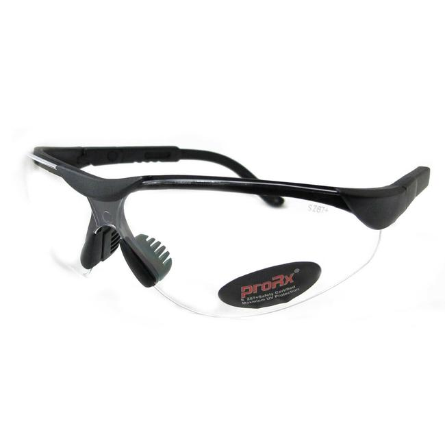 Item - Black Unisex Eyeglasses Mg70009 Plastic