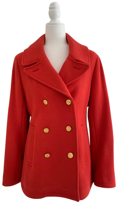 Item - Red Majesty Coat Size 12 (L)