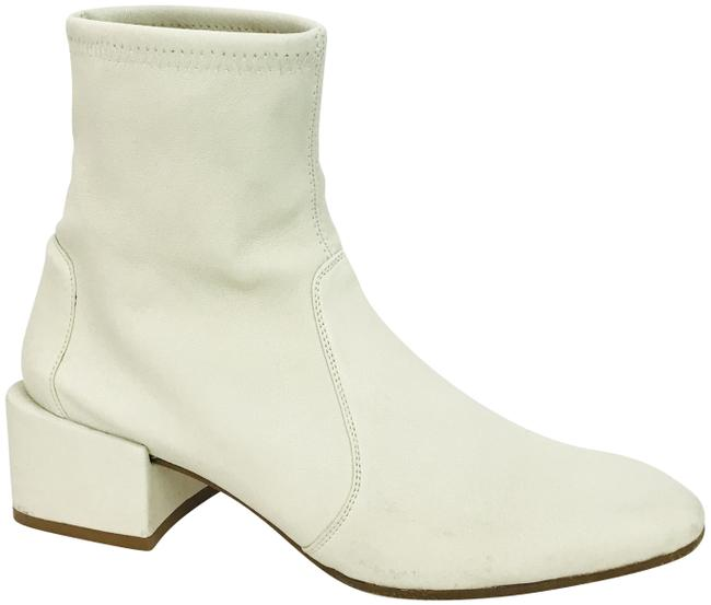 Item - White The Odetta Boots/Booties Size US 8 Regular (M, B)