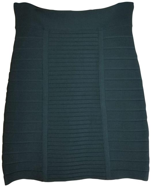 Item - Green Bandage Skirt Size 4 (S, 27)