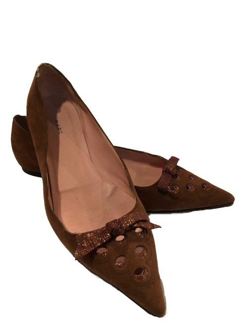 Item - Brown Flats Size EU 39 (Approx. US 9) Regular (M, B)