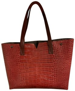 Vince Tote in Red