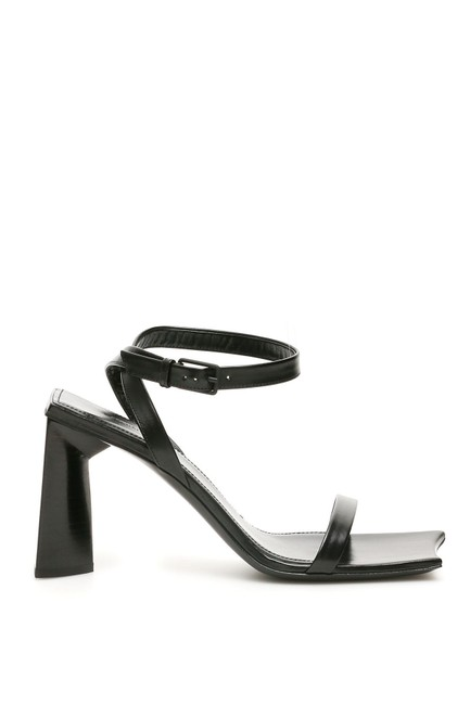 Item - Black Moon 90 Sandals Size EU 38 (Approx. US 8) Regular (M, B)