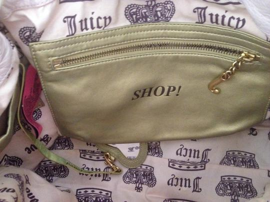 Juicy Couture Pink/Purple Beach Bag