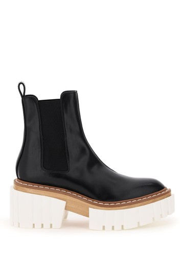 Preload https://img-static.tradesy.com/item/27931238/stella-mccartney-multicolored-bootsbooties-size-eu-40-approx-us-10-regular-m-b-0-0-540-540.jpg