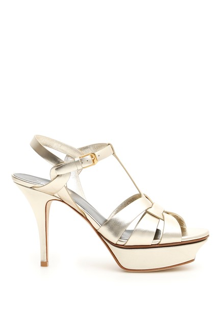 Item - Gold Tribute Sandals Size EU 36 (Approx. US 6) Regular (M, B)