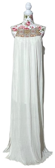 Altar'd State White Women's Long Casual Maxi Dress Size 6 (S) Altar'd State White Women's Long Casual Maxi Dress Size 6 (S) Image 1