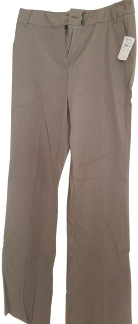 Item - Taupe Sku 2809 7743 Pants Size 6 (S, 28)