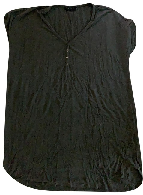 Item - Grey Short Casual Dress Size OS (one size)