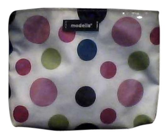 Preload https://item1.tradesy.com/images/multicolor-dot-cosmetic-bag-279335-0-0.jpg?width=440&height=440