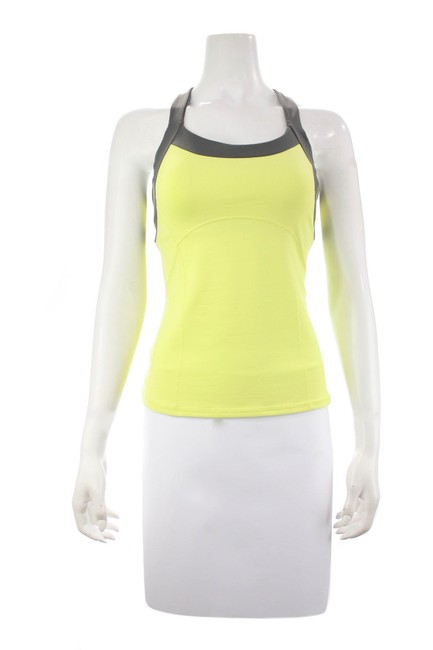 Item - Yellow Dynamic Small New with Tags Tank Top/Cami Size 4 (S)