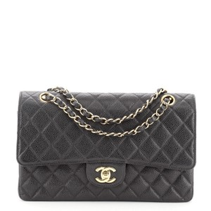 Chanel Leather Shoulder Bag