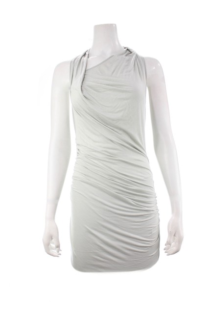 Helmut Lang Light Grey Small New with Tags Tank Top/Cami Size 4 (S) Helmut Lang Light Grey Small New with Tags Tank Top/Cami Size 4 (S) Image 1