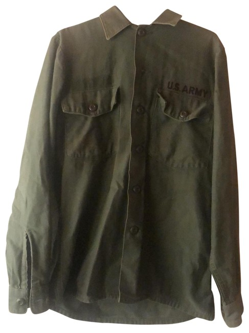 Item - Green Jacket Size 6 (S)