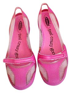Dr. Scholl's pink Athletic