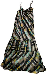 Cool Colors Maxi Dress by Attention