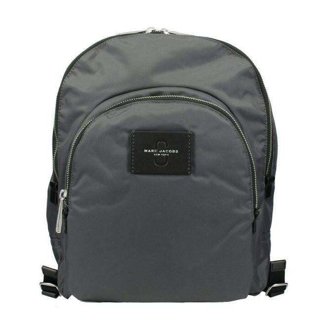 Item - Double Pack Shadow (Gray) Nylon Backpack
