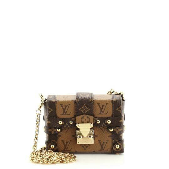 Preload https://img-static.tradesy.com/item/27937967/louis-vuitton-essential-trunk-reverse-monogram-brown-coated-canvas-shoulder-bag-0-0-540-540.jpg
