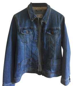 Eddie Bauer Denim Womens Jean Jacket
