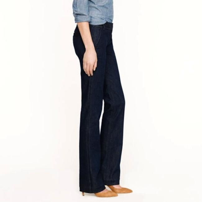 J.Crew Trousers 10 Short Size 10 Trousers Trouser/Wide Leg Jeans-Medium Wash