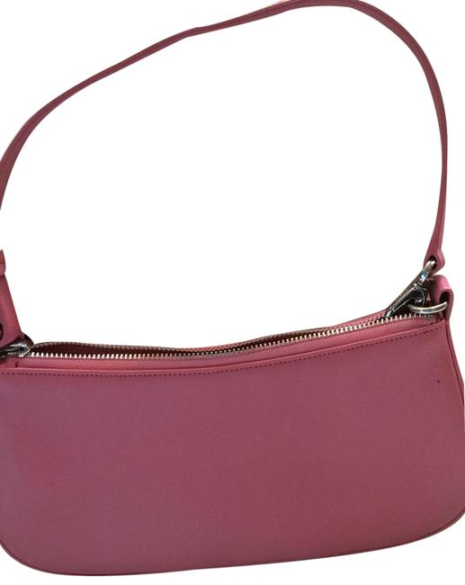 Item - Handbag Pink Leather Clutch