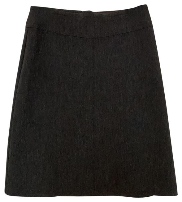 Item - Charcoal Gray Vintage A-line Skirt Size 6 (S, 28)