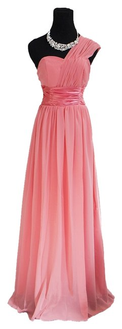ZO Bridesmaid Mother Of The Bride Chiffon Prom Dress
