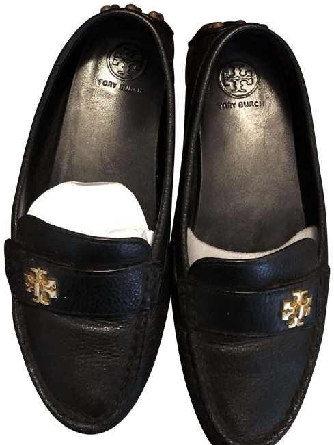 Item - Black Kira Driver 56443 Flats Size US 6 Wide (C, D)