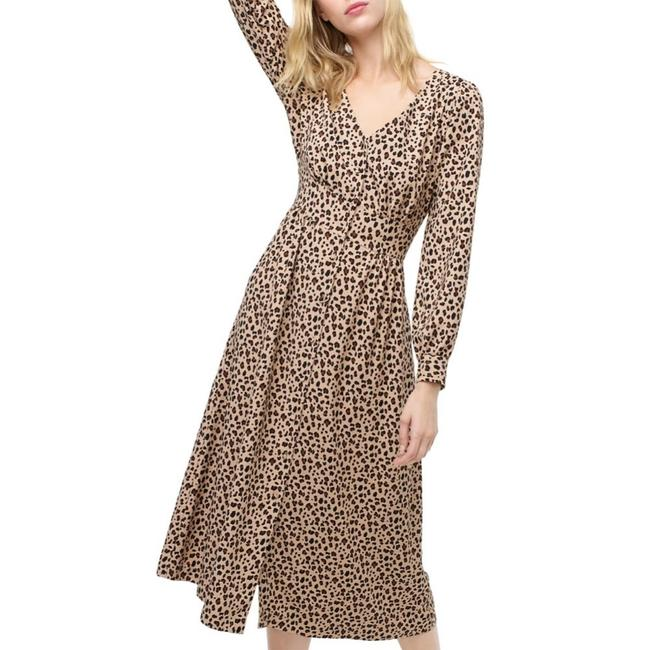 Item - Ad076 Long Work/Office Dress Size 6 (S)
