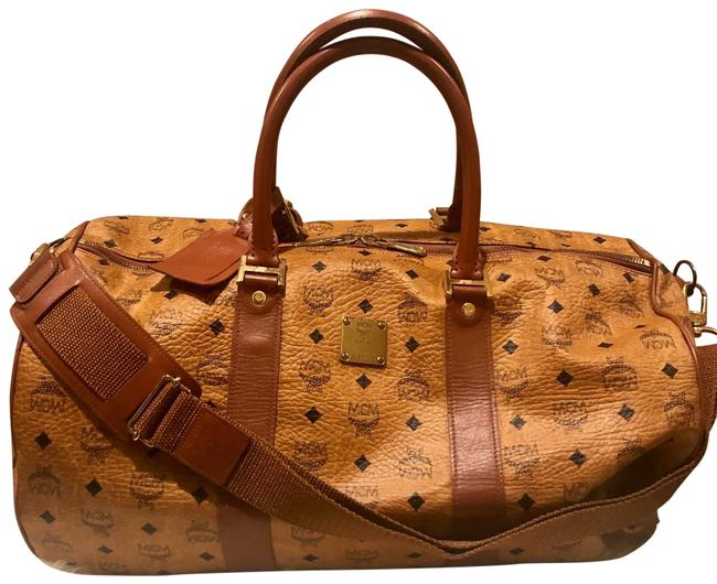 Item - Boston Brown Weekend/Travel Bag