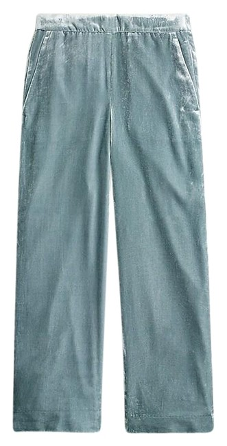 Item - Gray Women's Peyton Velvet Pull-on New Pants Size 6 (S, 28)