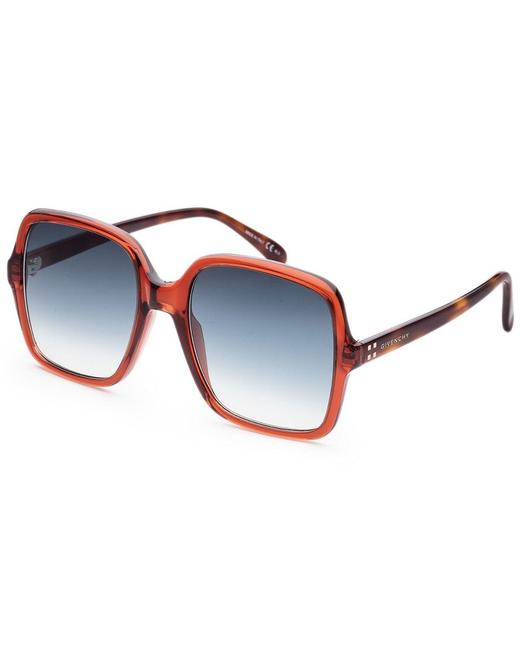 Givenchy Multicolor Women's Fashion 55mm Sunglasses Givenchy Multicolor Women's Fashion 55mm Sunglasses Image 1