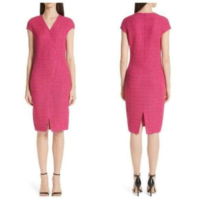 Preload https://img-static.tradesy.com/item/27947699/st-john-pink-collection-andrea-knit-sheath-mid-length-workoffice-dress-size-6-s-0-0-650-650.jpg