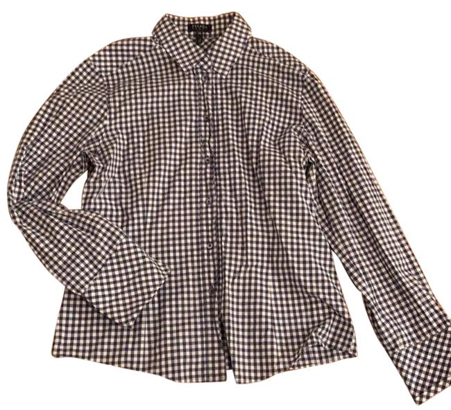 Preload https://img-static.tradesy.com/item/27947813/escada-sport-blue-and-white-gingham-style-5004337-northilde-button-down-top-size-8-m-0-1-650-650.jpg