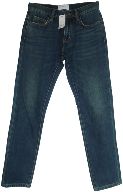 Item - Blue Medium Wash The Fling Relaxed Fit Jeans Size 23 (00, XXS)
